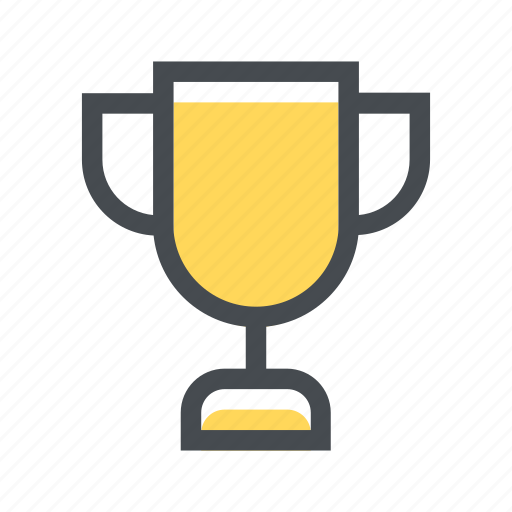award, first, prize, trofeu, trophy, win, winner icon