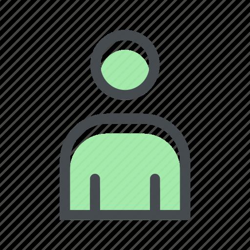 avatar, man, people, person, profile, user, usuario icon