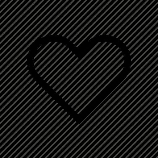 heart, love, lover icon