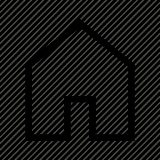 home, house, inicio icon