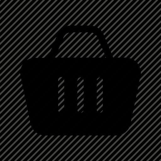 Basket, shop, buy, cesta icon