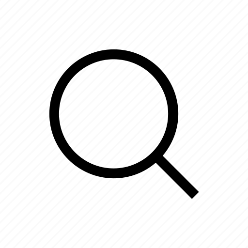 find, lupa, search icon