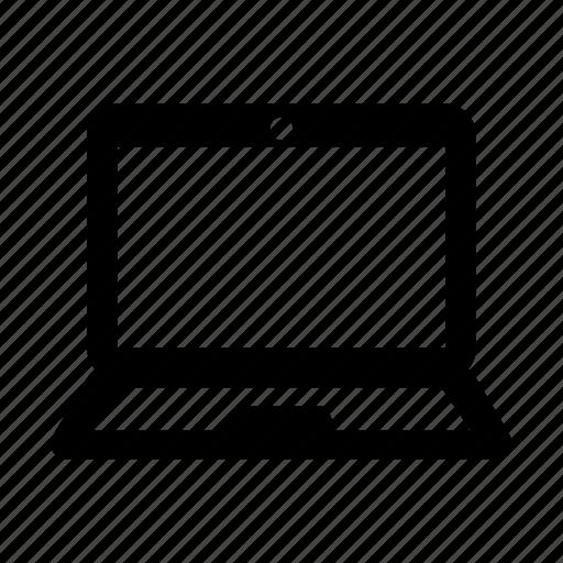 Computer, laptop, macbook icon - Download on Iconfinder