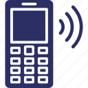 mobile phone, mobile ringing, mobile sound, mobile vibrating, mobile volume icon