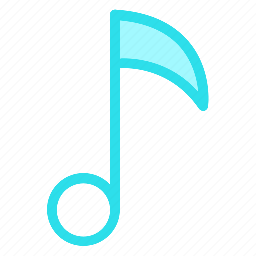 mark, music, note, soundicon icon