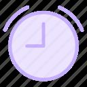 alarm, alarmclock, clock, timeicon icon