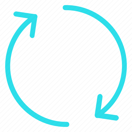 arrow, refresh, reload, rotateicon icon