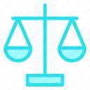 balance, justice, law, legalicon