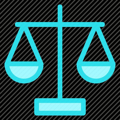balance, justice, law, legalicon icon