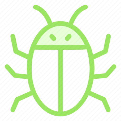 bee, bug, insect, virus icon