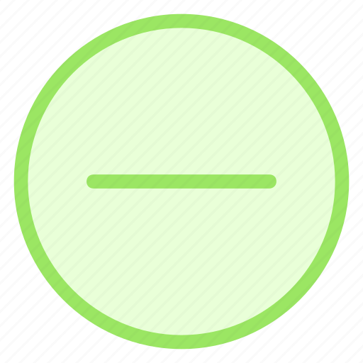 block, minus, remove, stopicon icon