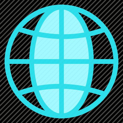 blue, global, globe, international, language, travel, worldicon icon