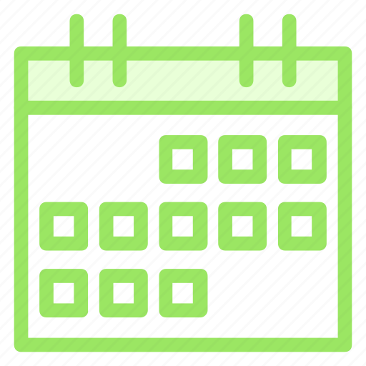 booking, calendar, date, timeicon icon