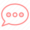 bubbles, chat, chatbubbles, chatting, comment, conversation, messages icon