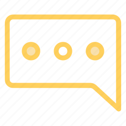 bubbles, chat, chatbubbles, chatting, comment, conversation, messagesicon icon