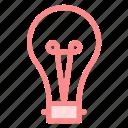 bulb, innovation, light, lightbulb, tipsicon