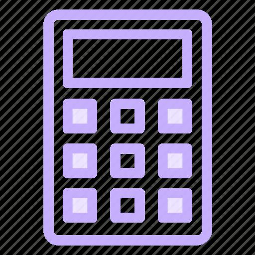 calculate, calculation, calculator, mathicon icon