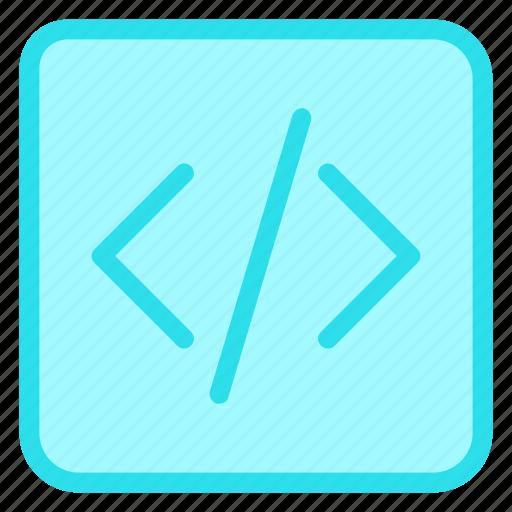 code, development, programming, webicon icon