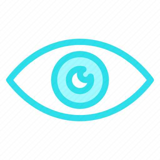 eye, humaneye, search, viewicon icon