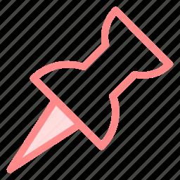 location, map, marker, pinicon icon