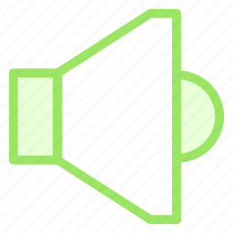 loud, speaker, volumeicon icon