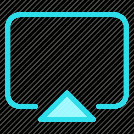 monitor, pc, screen, wideicon icon