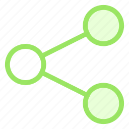 communication, network, share, socialicon icon