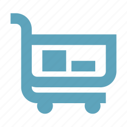 ecommerce, groceries, online shopping, shopping cart icon