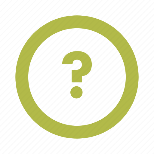 customer service, faq, question, question mark icon