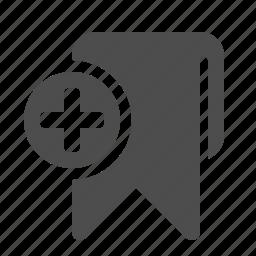 add, bookmark, browser, favorite icon