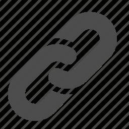browser, chain, hyperlink, internet, link, url, web icon