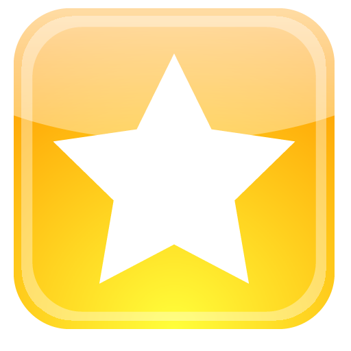 badge, bookmark, favorite, star icon