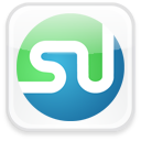 badge, stumbleupon icon