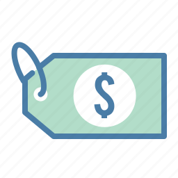 badge, dollar, price, retail, sale, tag, title icon