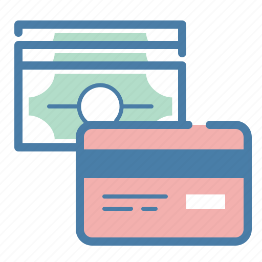 credit card, money, pay, payment method icon