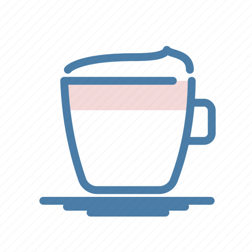 coffee, cup, drink, hot, latte, machiato, mug icon