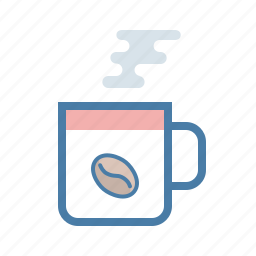 break, coffee, cup, office, pause, relax, tea icon