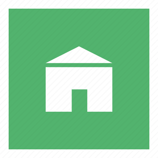 back, home, house, storage, warehouse, website icon