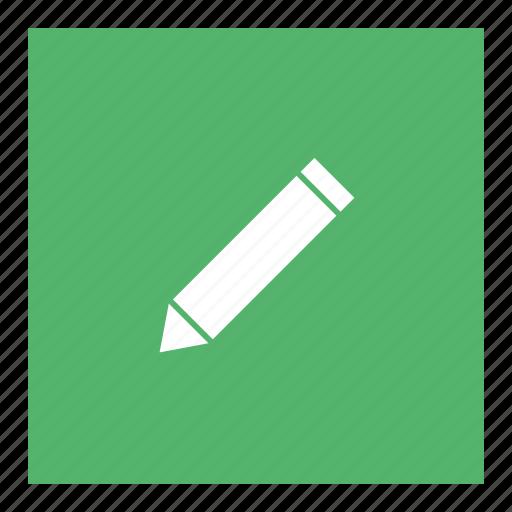 edit, pen, rewrite, write icon