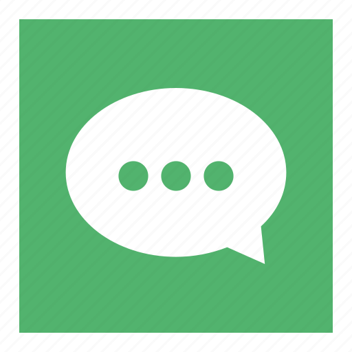 Chat, message, talk icon - Download on Iconfinder