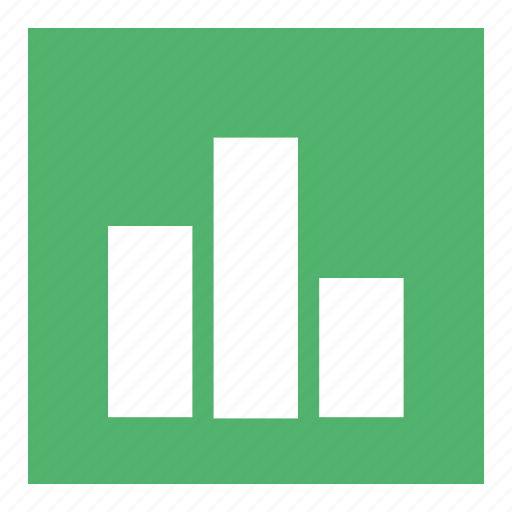 chart, data, graph, information icon