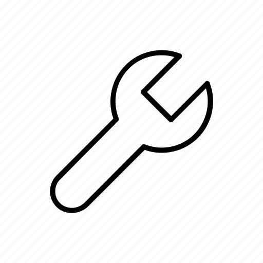 repair, setting, spanner, tool, wrench icon