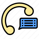 call, connection, internet, mobile, phone, template, website icon