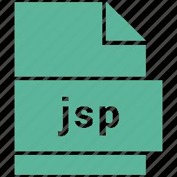 java server page, jsp, website file format icon