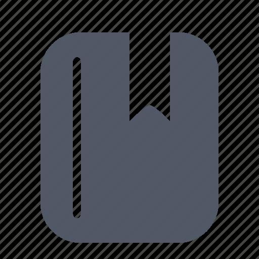 book, bookmarks, favorite, internet, mark, notebook, website icon