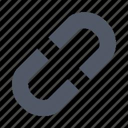 broken, command, internet, link, unlink, website icon