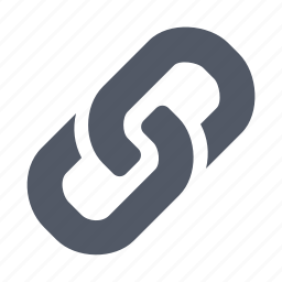 bound, chain, command, internet, link, website icon