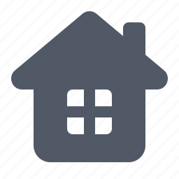 building, home, house, website icon