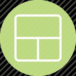 app design, app wireframe, application, website, wireframe icon