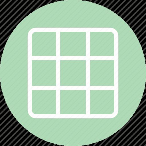 grid, grid design, grid icon, grid layout, grid website icon